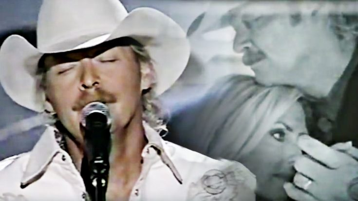 """Alan Jackson's Nostalgic 2004 """"Remember When"""" Performance Is Pure Bliss 