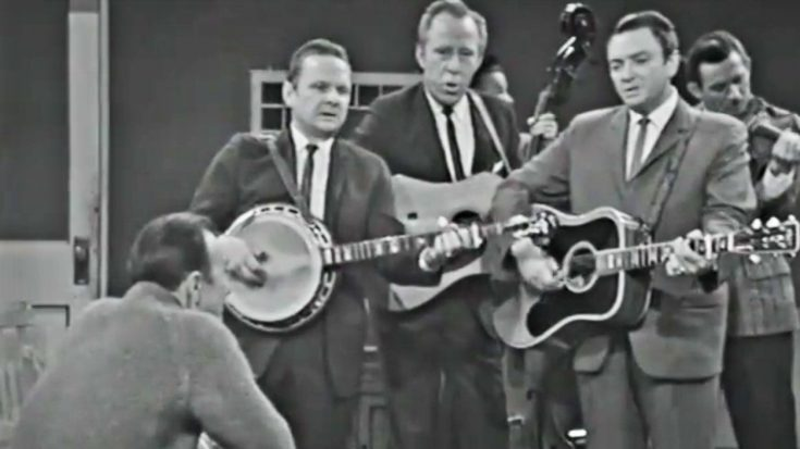 "Stanley Brothers Remember 100-Year Old Song ""Man Of Constant Sorrow"" In 1950s Clip"