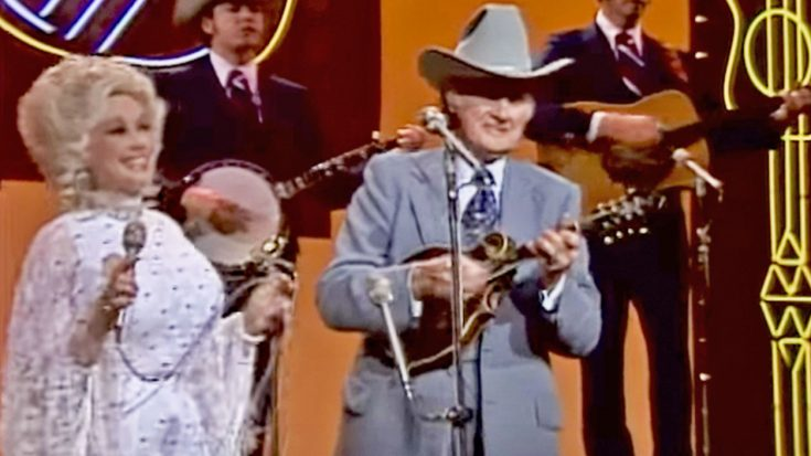 Bill Monroe & Dolly Parton Team Up For 'Mule Skinner Blues' Duet | Classic Country Music Videos