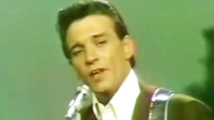Watch Waylon Jennings Sing This Hit Song – Would You Ever Guess Mel Tillis Wrote It? | Classic Country Music Videos