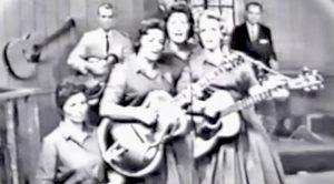 June Carter Joins Mom & Sisters For Performance All Classic Country Fans Need To See