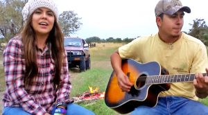 Brother & Sister Deliver Pure Country Cover Of George Strait's 'Amarillo By Morning'