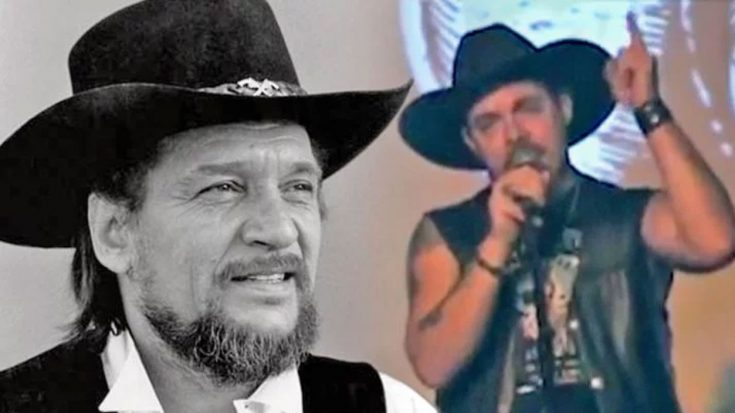 """Waylon Jennings' Grandson Dedicates """"Missing You"""" To His Grandfather   Classic Country Music Videos"""