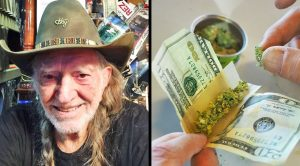 """Willie Nelson Stands To Make Millions With Launch Of """"Willie's Reserve"""" In CA"""