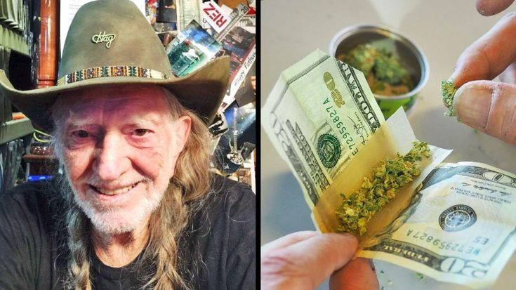 """Willie Nelson Stands To Make Millions With Launch Of """"Willie's Reserve"""" In CA 