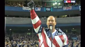 Lee Greenwood's 'God Bless The USA' Moves Yankee Stadium To Tears