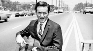 Roger Miller Cruised To #1 On The Country Chart With 'King Of The Road'