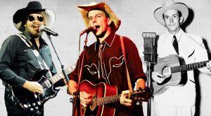 "Hank Williams, His Son, & Grandson Deliver Virtual ""Moanin' The Blues"" Collaboration"