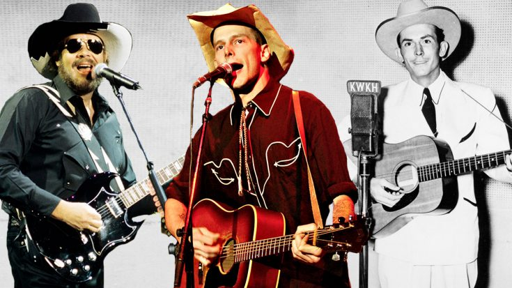 """Hank Williams, His Son, & Grandson Deliver Virtual """"Moanin' The Blues"""" Collaboration 