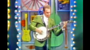 "Young Hank Williams Jr. Plays ""Foggy Mountain Breakdown"" On The Banjo"