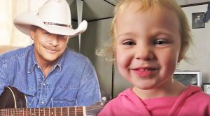 3-Year-Old Girl Steals Hearts With Alan Jackson's 'Sissy's Song'