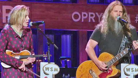 Jamey Johnson & Alison Krauss Delight With Intimate Performance Of Carter Family Classic | Classic Country Music Videos