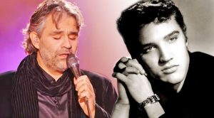 Andrea Bocelli's Dreamy Ode To Elvis' 'Can't Help Falling In Love You' Will Give You Chills