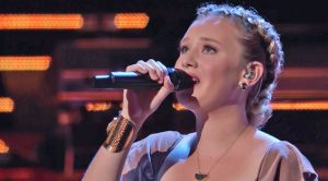 16-Year-Old 'Voice' Singer Earns Standing Ovation After Masterful 'Angel From Montgomery' Cover