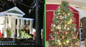 Watch The 'Graceland' Staff Deck The Halls For Christmas In Gorgeous Time-Lapse Videos