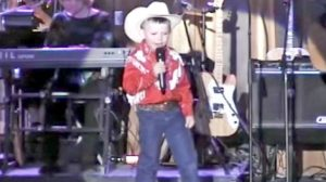 6-Year-Old Cowboy Steals Hearts With Impressive 'Your Cheatin' Heart'