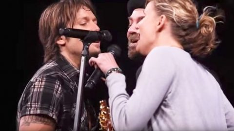 Keith Urban & Sugarland Team Up For Killer Cover Of 'Seven Bridges Road' | Classic Country Music Videos