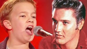 Young Boy Wins Over 'Voice' Judges With 'Can't Help Falling In Love'