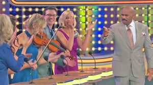 Woman Breaks It Down To Charlie Daniels Hit In The Middle Of 'Family Feud'