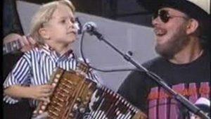 Hank Williams Jr. And 4-Year-Old Hunter Hayes Perform 'Jambalaya'