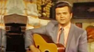 "Conway Twitty's Rare Televised Performance Of 'Hello Darlin"" Will Take Your Breath Away"