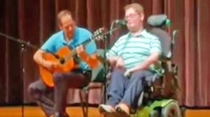 16-Year-Old Sings Randy Travis' 'I Told You So' At School Talent Show