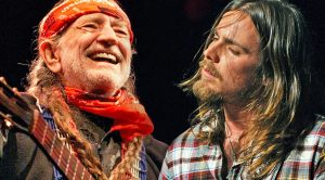 Lukas Nelson Delivers Cover Of Dad Willie's 'Funny How Time Slips Away'