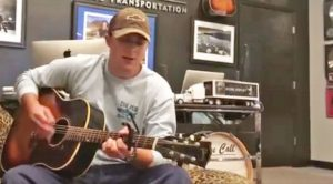 John Michael Montgomery's 17-Year-Old Son Sounds Exactly Like Him In 'Life's A Dance'