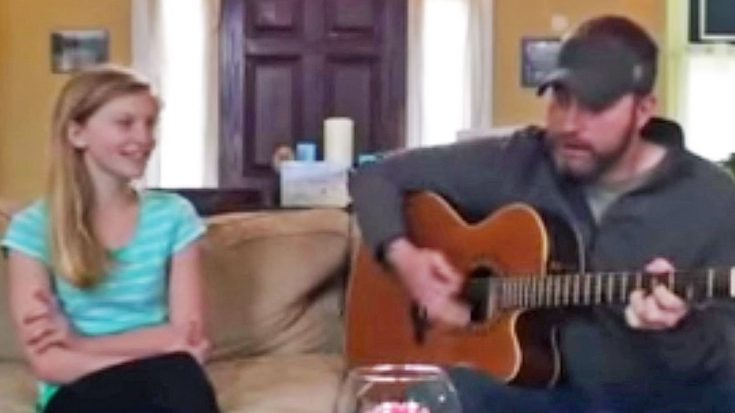 Father & Daughter Sing Duet Of 'When You Say Nothing At All'   Classic Country Music Videos