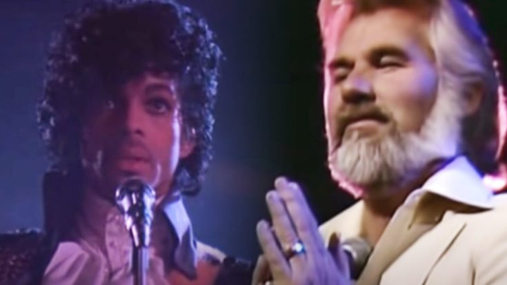 Prince Secretly Wrote Kenny Rogers' Song 'You're My Love'   Classic Country Music Videos