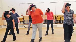 This Rockin' Randy Travis Line Dance Will Have You Kickin' Up Your Heels
