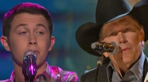 Scotty McCreery Pays Tribute To George Strait With Heart-Stopping Cover of 'Check Yes Or No'