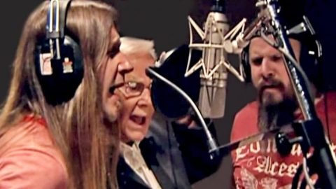 Blackberry Smoke Enlists George Jones & Jamey Johnson For 'Yesterday's Wine' | Classic Country Music Videos