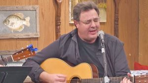 Vince Gill Pours Pure Emotion Into Cover Of Merle Haggard's Somber Song