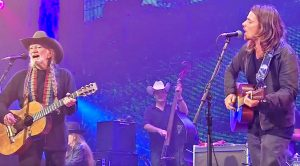Willie Nelson & His Son Lukas Join Forces For Duet Of 'Just Breathe'