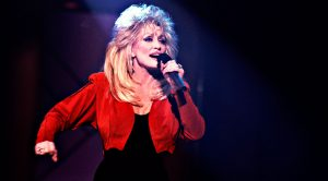 """Dolly Parton Sings Unreleased Song She Wrote With Tammy Wynette, """"Didn't Hear The Thunder"""""""