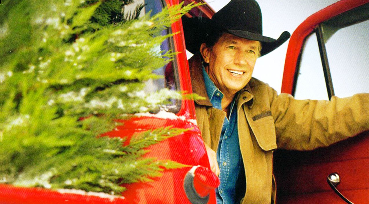 George Strait Shows His Lone Star State Pride With 'When It's Christmas  Time In Texas' | Classic Country Music