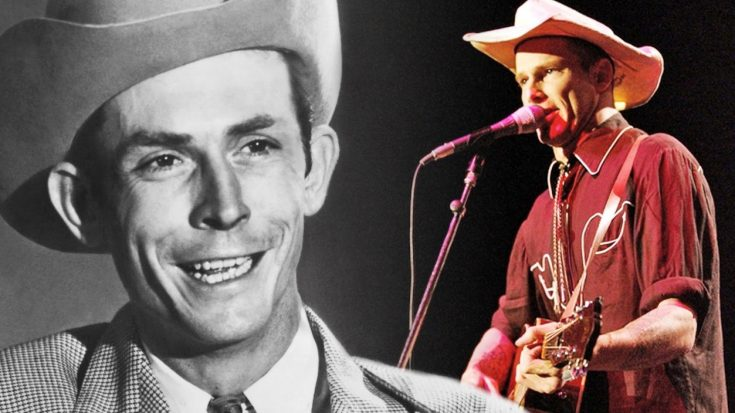 """Hank Williams III Pays Tribute To His Grandfather With """"Lovesick Blues"""" & """"Moanin' The Blues"""""""