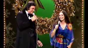 Johnny & June Delight All The Children With Enchanting Christmas Carol