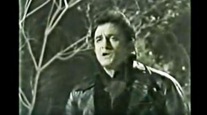 Rare 47-Year-Old Video Catches Johnny Cash Singing In The Snow