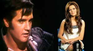 Elvis Presley And Martina McBride Share The Stage For 'Blue Christmas' Duet