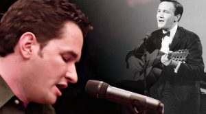 "Roger Miller's Son Sings ""Old Toy Trains"" Which His Father Wrote For Him"