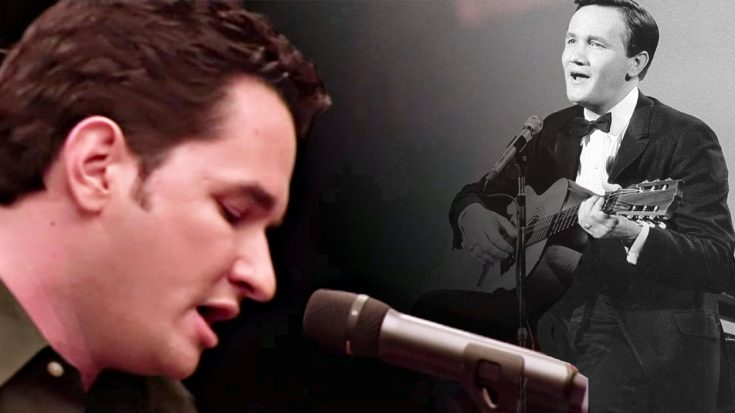 """Roger Miller's Beloved Son Sings """"Old Toy Trains"""" Which His Father Wrote For Him"""