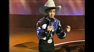 Young Justin Timberlake Sings Alan Jackson's 'Love's Got A Hold On You' For TV Audition