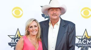 Alan Jackson Celebrates 38 Years Of Marriage With His High School Sweetheart, Denise