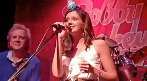 Carly Pearce Sings 'Walkin' After Midnight' On Her 21st Birthday Before Fame