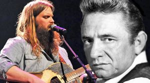 Chris Stapleton Puts Soulful Spin On Johnny Cash's 'Folsom Prison Blues'