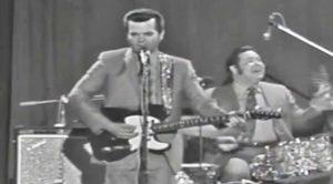 "Rare Footage Of Conway Twitty Singing Hank Williams' ""Jambalaya"" Surfaces"