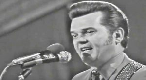 Conway Twitty Delights Fans With Live Performance Of Merle Haggard Classic