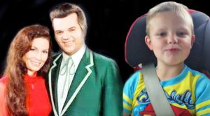 Cutest 4-Year-Old Boy Hysterically Sings A Conway Twitty And Loretta Lynn Duet